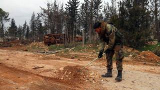 Συρία: Ομαδικός τάφος με 70 πτώματα ανακαλύφθηκε στην ανατολική Γούτα