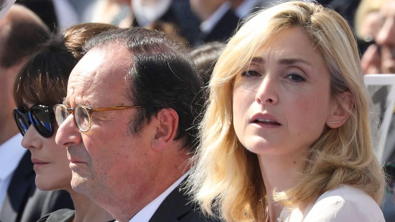 Τι έκανε η Μπριζίτ Μακρόν και εξόργισε τη σύντροφο του Φρανσουά Ολάντ - Το οργισμένο SMS