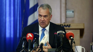 Βορίδης: Εκτός δασμών ΗΠΑ-ΕΕ τα ελληνικά αγροτικά προϊόντα