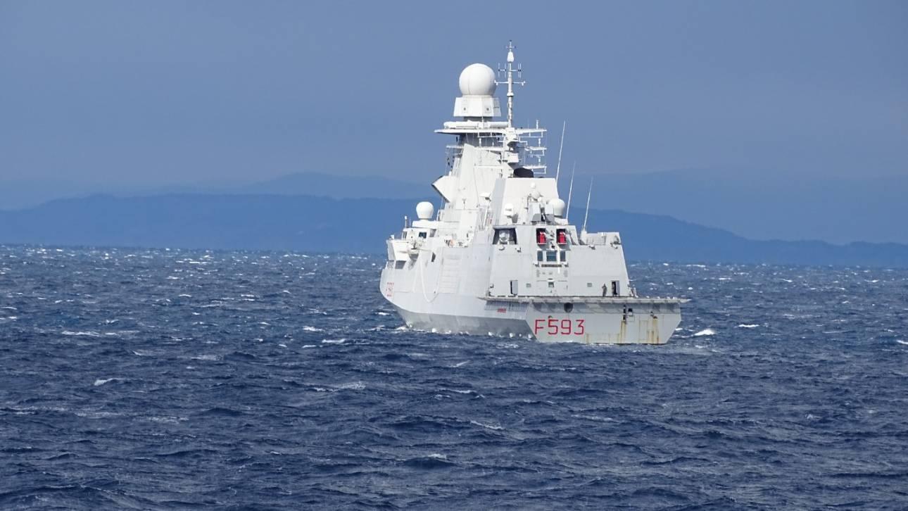 «Μπλόκο» στην Άγκυρα: Δύναμη ναυτικής επιτήρησης από ΕΕ για τη Λιβύη