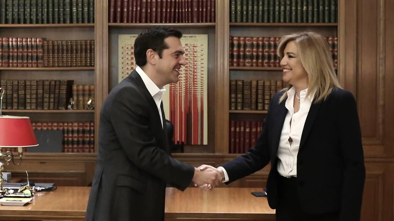 ΣΥΡΙΖΑ - ΚΙΝΑΛ: Θα συγκατοικήσουν στην… πρώτη κατοικία;