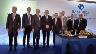 Συμφωνία - ορόσημο από την ΕΛΠΕ για τη δημιουργία γιγαντιαίου έργου ΑΠΕ στην Ελλάδα