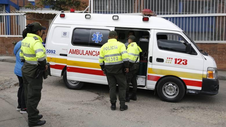 Κολομβία: Νεκροί και τραυματίες από έκρηξη φορτηγού