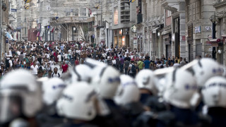 Τουρκία: Αντιμέτωποι με ισόβια τρεις κατηγορούμενοι για τα επεισόδια στην Κωνσταντινούπολη το 2013
