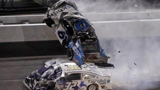 Σοκαριστικό ατύχημα στο Daytona 500 – Σε σοβαρή κατάσταση οδηγός