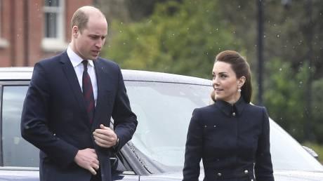 Ουίλιαμ και Κέιτ: Διακόπτουν προσωρινά τα βασιλικά τους καθήκοντα