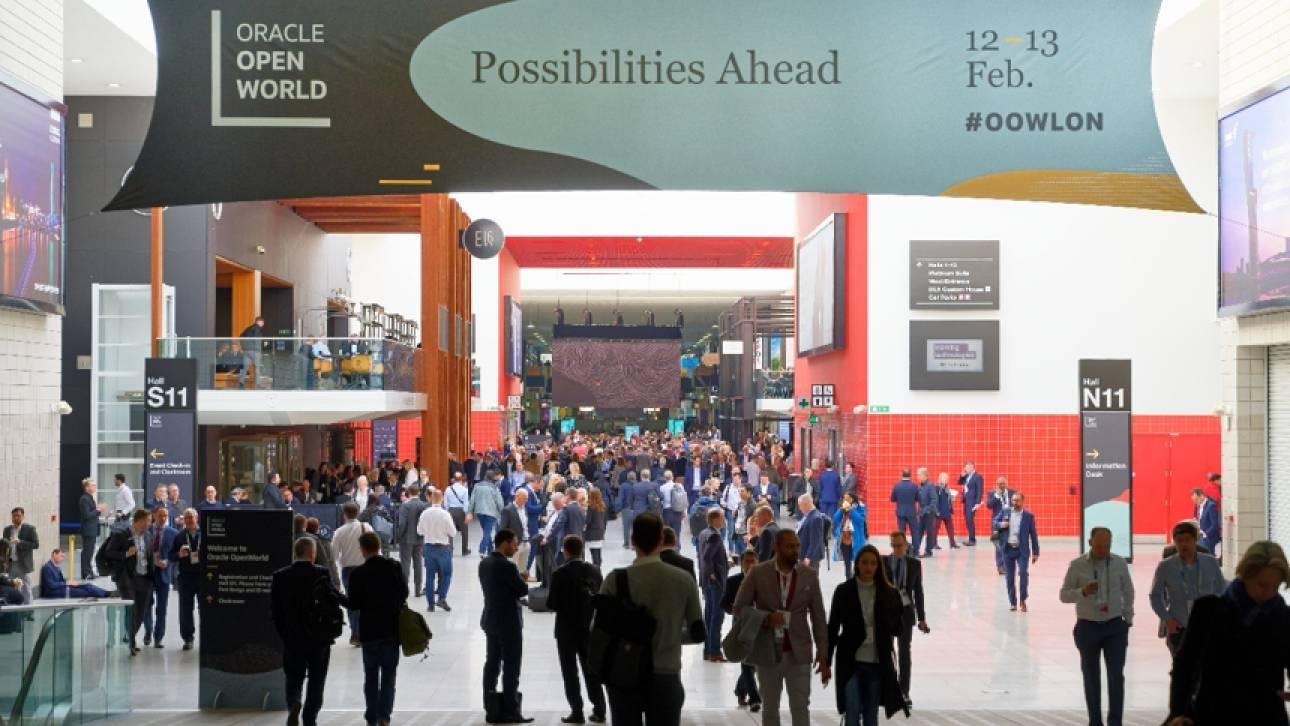 Oracle: H επόμενη γενιά του cloud είναι περισσότερο ασφαλής και ανοικτή σε συνεργασίες