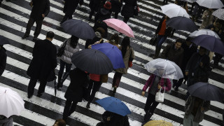 Καιρός: Κακοκαιρία από το απόγευμα της Τετάρτης - Δείτε πού θα βρέξει