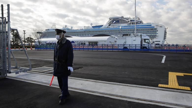Κοροναϊός: Ξεκίνησε η αποβίβαση των επιβατών από το κρουαζιερόπλοιο Diamond Princess