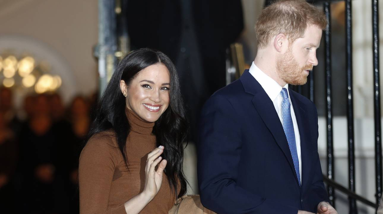 Χάρι και Μέγκαν κινδυνεύουν να χάσουν τον τίτλο Sussex Royals