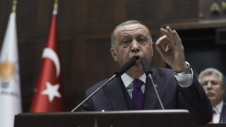 Ερντογάν: Έρχονται «θερμότερες» εξελίξεις στη Μεσόγειο