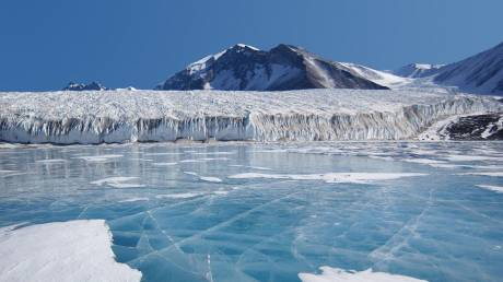 SOS για την Ανταρκτική: Η κλιματική αλλαγή προκαλεί «μη αναστρέψιμη» ζημιά
