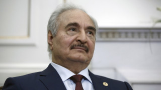 Ρωσία και Χαφτάρ συμφωνούν ότι μόνη διέξοδος από την κρίση είναι μια πολιτική λύση