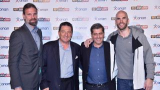 20 χρόνια Πάμε Στοίχημα: Μεγάλα ονόματα του ποδοσφαίρου και του μπάσκετ στη βραδιά-γιορτή του ΟΠΑΠ