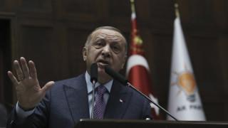 Ερντογάν: Η Ελλάδα άρχισε να αποδέχεται το καθεστώς που κηρύξαμε στην Μεσόγειο