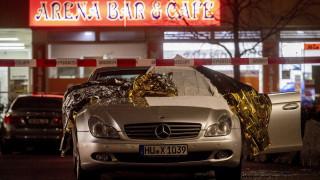 Γερμανία: Οχτώ νεκροί και έξι τραυματίες από επίθεση σε μπαρ στο Χάναου