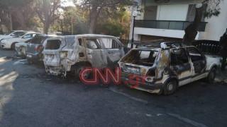 Ανάληψη ευθύνης για τον εμπρησμό αυτοκινήτων στο Μαρούσι