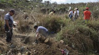 Ανακαλύφθηκε νέος ομαδικός τάφος στο Μεξικό