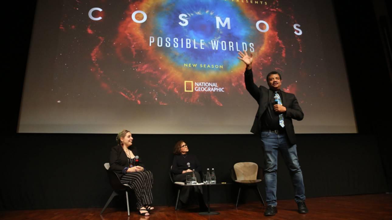 COSMOS: POSSIBLE WORLDS. Η σειρά-θρύλος του National Geographic επιστρέφει με τον 3ο κύκλο της