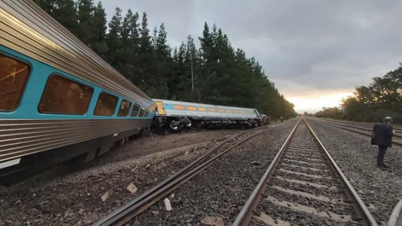 Αυστραλία: Δύο νεκροί μετά από εκτροχιασμό τρένου