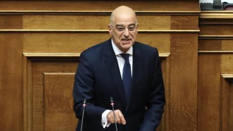 Δένδιας: Η Ελλάδα δεν θα συμμετάσχει σε έναν ανέντιμο συμβιβασμό στην Αν.Μεσόγειο