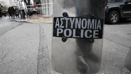 Επεισόδια έξω από την ΑΣΟΕΕ με τραυματία αστυνομικό