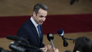 Σύνοδος Κορυφής: Έμπρακτη αλληλεγγύη της ΕΕ για το προσφυγικό ζήτησε ο Μητσοτάκης