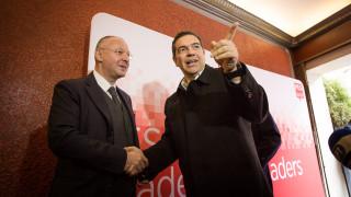 Τσίπρας από Βρυξέλλες: Ο Μητσοτάκης δεν διεκδίκησε επιπλέον κονδύλια για την Ελλάδα