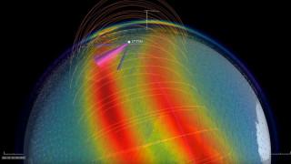 «Τι καιρό κάνει στο Διάστημα;» - Συνεργασία της NASA με το Εθνικό Αστεροσκοπείο