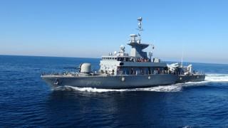 Εντυπωσιακά στιγμιότυπα από την άσκηση «Λόγχη» του Πολεμικού Ναυτικού