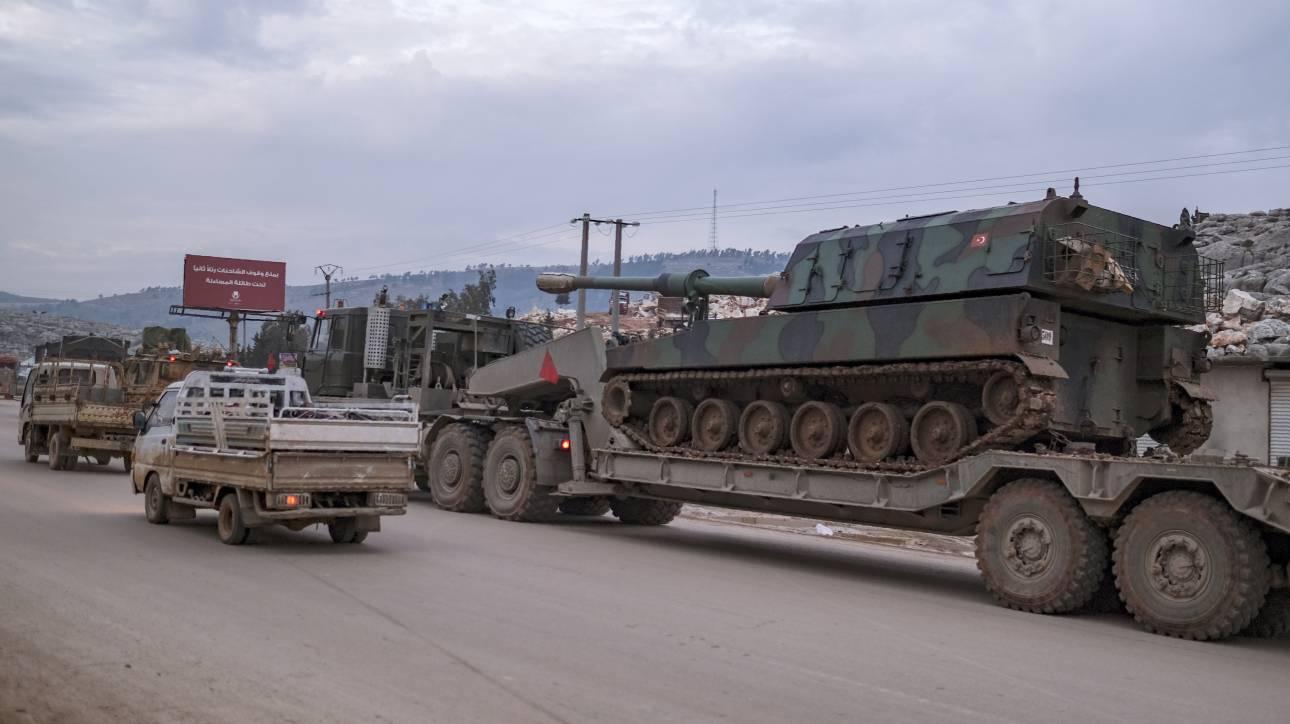 Ιντλίμπ: Δύο Τούρκοι νεκροί από συριακές δυνάμεις - Η Άγκυρα απάντησε με αντίποινα