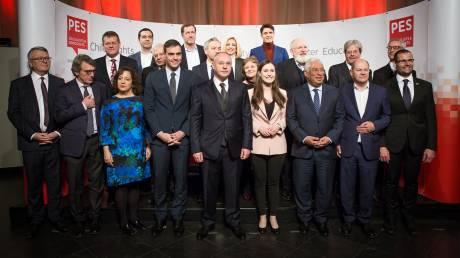 Τσίπρας στους Ευρωσοσιαλιστές: Η Ελλάδα δικαιούται περισσότερους πόρους από το Ταμείο Συνοχής