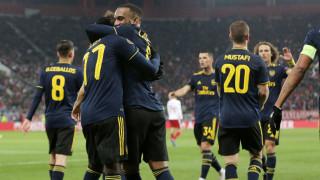 Ολυμπιακός - Άρσεναλ 0-1: Πλήρωσε τα λάθη του και ηττήθηκε