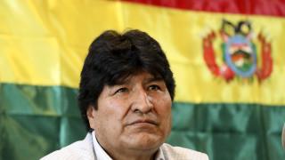 Βολιβία: «Μπλόκο» στην υποψηφιότητα Μοράλες για τη Γερουσία