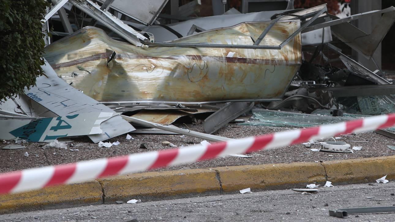 Έκρηξη σε ΑΤΜ στη Θεσσαλονίκη τα ξημερώματα