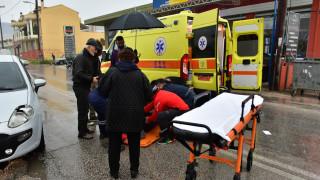 Σύγκρουση νταλίκας με Ι.Χ. στη Ναυπακτία - Ένας σοβαρά τραυματίας