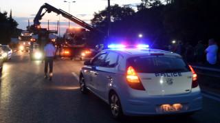 Τροχαίο δυστύχημα στην Εθνική Αθηνών-Κορίνθου - Νεκρός ένας 45χρονος