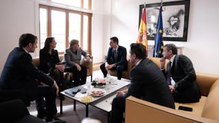 Διαβουλεύσεις Μητσοτάκη στην ΕΕ για τον προϋπολογισμό