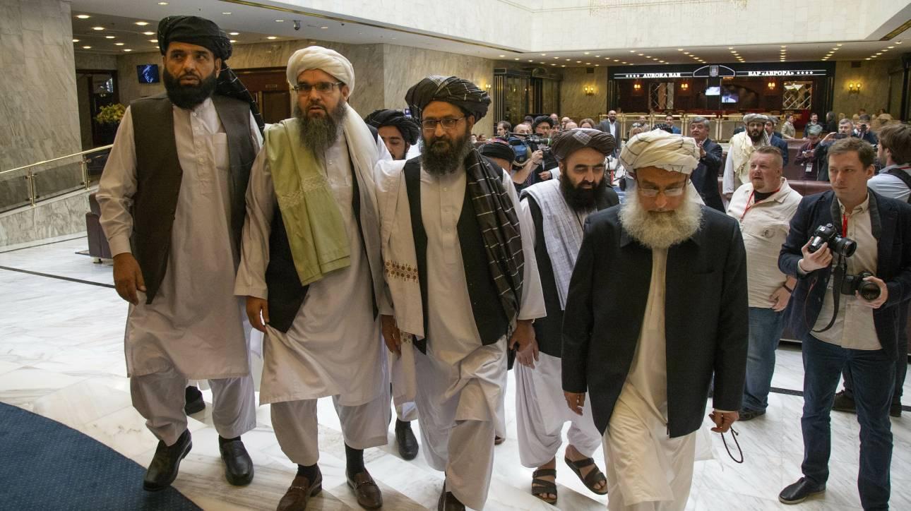ΗΠΑ και Ταλιμπάν υπογράφουν συμφωνία - Ικανοποίηση από ΝΑΤΟ και Ρωσία