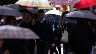 Kαιρός: Πτώση της θερμοκρασίας και βροχές το Σάββατο