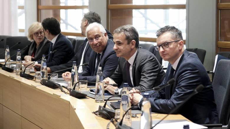 Κυβερνητικές πηγές: Η Ελλάδα ζητά αλλαγές στην κατανομή των ευρωπαϊκών κονδυλίων