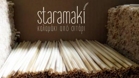 Staramakia: Το Κιλκίς στη μάχη για την προστασία του περιβάλλοντος - Έφτιαξαν καλαμάκια από σιτάρι