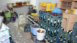 Εξάρθρωση σπείρας που εισήγαγε ποτά - «μπόμπα» από τη Βουλγαρία