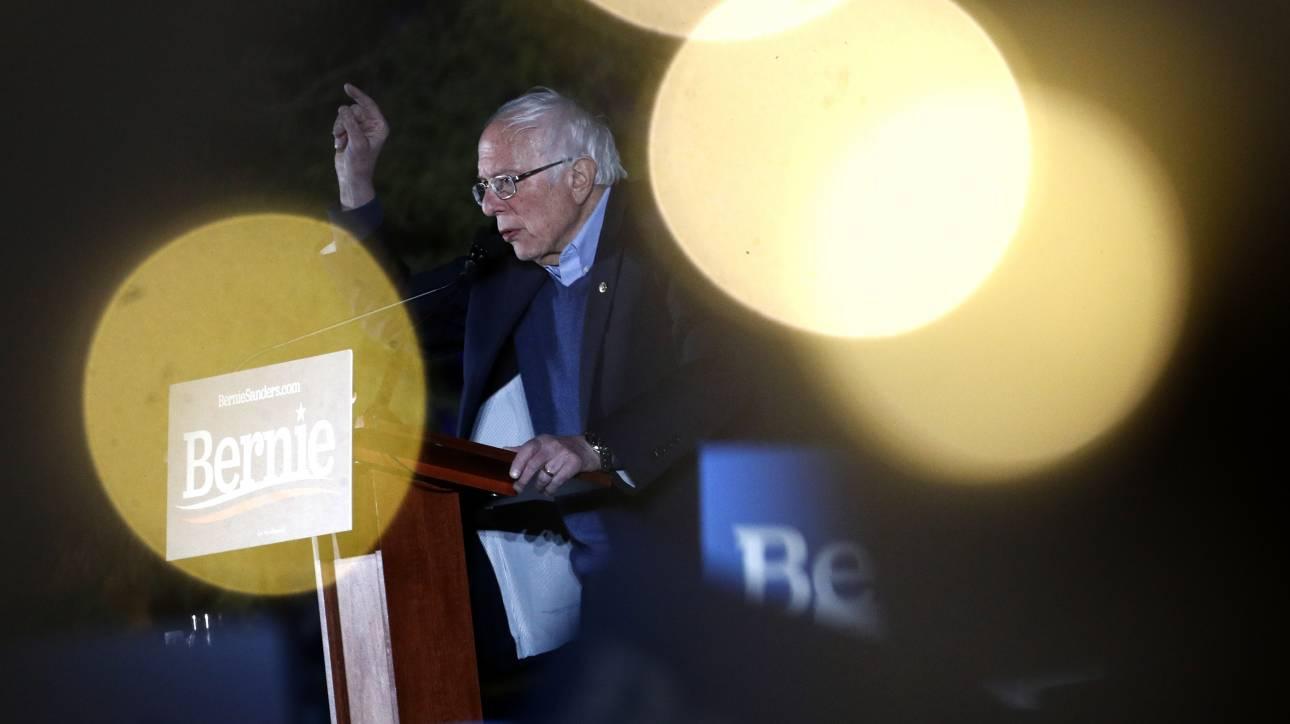 Εκλογές ΗΠΑ 2020: Ο Σάντερς αντιμέτωπος με κρίσιμη συνεδρίαση των Δημοκρατικών στη Νεβάδα