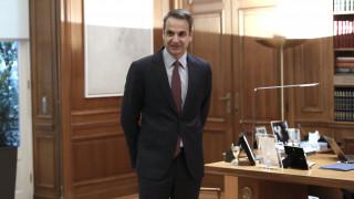 Συνάντηση Μητσοτάκη την Τρίτη με UEFA και FIFA