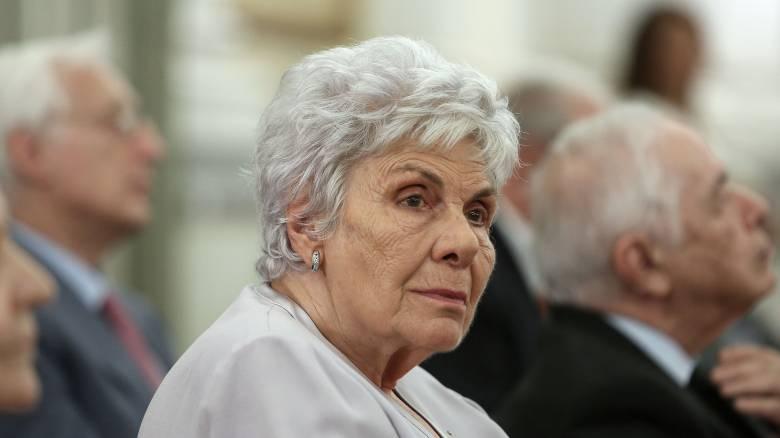 Κική Δημουλά: Την Τρίτη στο Α' Νεκροταφείο Αθηνών η κηδεία της