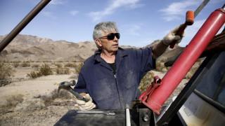 Νεκρός ο «Μad Mike» μετά από συντριβή του αυτοσχέδιου πυραύλου του