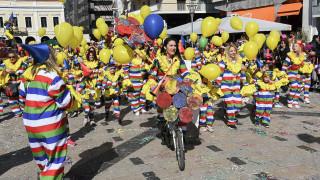 Καρναβάλι 2020: Πάνω από 14.000 μικροί καρναβαλιστές «πλημμύρισαν» το κέντρο της Πάτρας