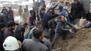 Νέος ισχυρός σεισμός στα σύνορα Τουρκίας-Ιράν