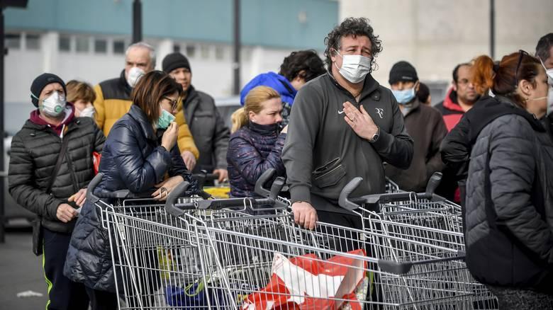 Κοροναϊός: Πανικός στην Ιταλία με τρεις νεκρούς και 150 κρούσματα